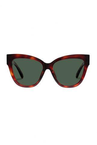 bruine cat-eye zonnebril le vacanze2223 lsp2002223