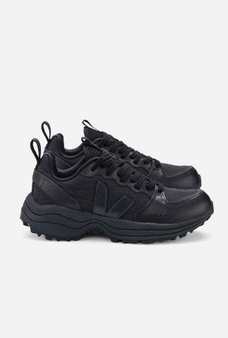 zwarte sneaker venturi ripstop black VT012232