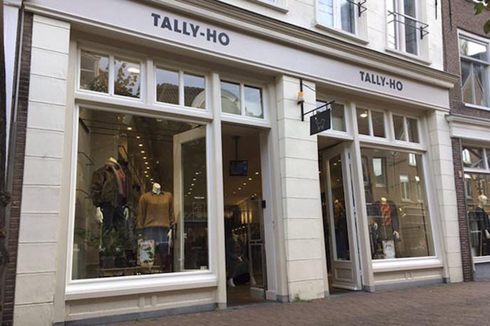 TALLY-HO HOORN